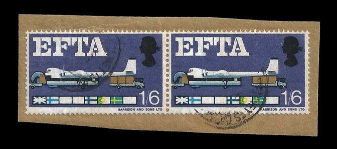 1s 6d EFTA missing red