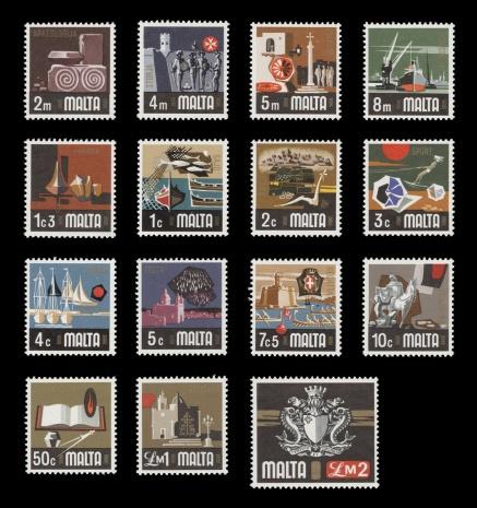 1973 Definitives